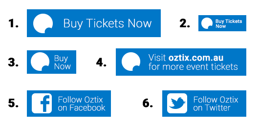 oztix Link Buttons
