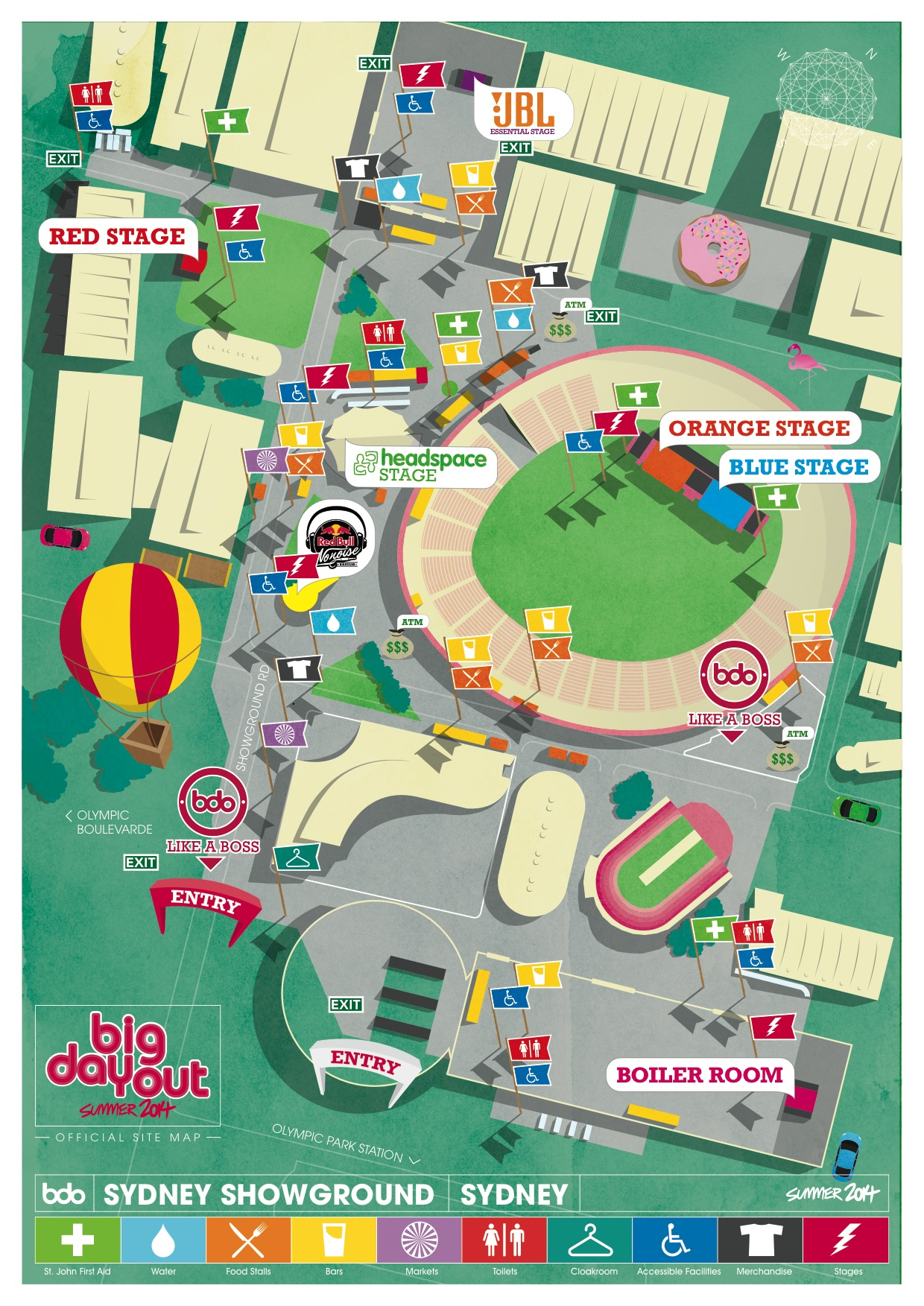 royal adelaide show 2015 event guide