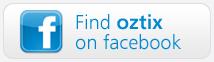 Follow OzTix On Facebook