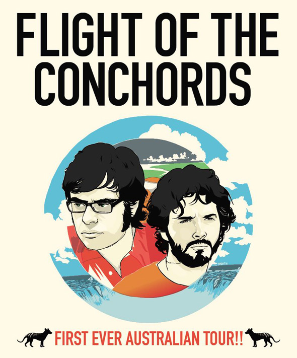 Francisco tickets of the san flight conchords
