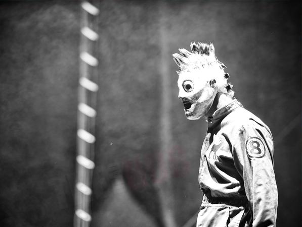 Oztix | News | Slipknot in Oz in 2015?