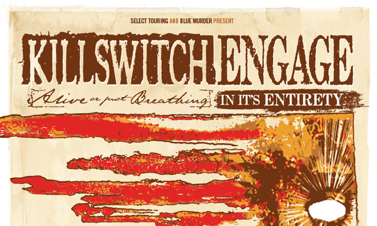 Oztix | News | Killswitch Engage Annonuce They Will Play